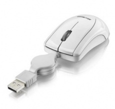 MOUSE RETRATIL  MINI PIANO ICE USB (05)