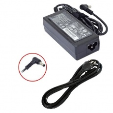 FONTE NOTEBOOK (19V)(3,42A)(65W)(5,5X2,5)(ASUS)(BLU TIME)001
