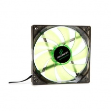 COOLER (120X120X25) (12V) (LED VERDE) (DEX) (DX12L)