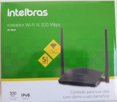 ROTEADOR WIRELESS 301K 300MBPS