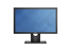 MONITOR 18.5 LED (PRETO) (DELL) (E1916H) (VGA/DISP.PORT)